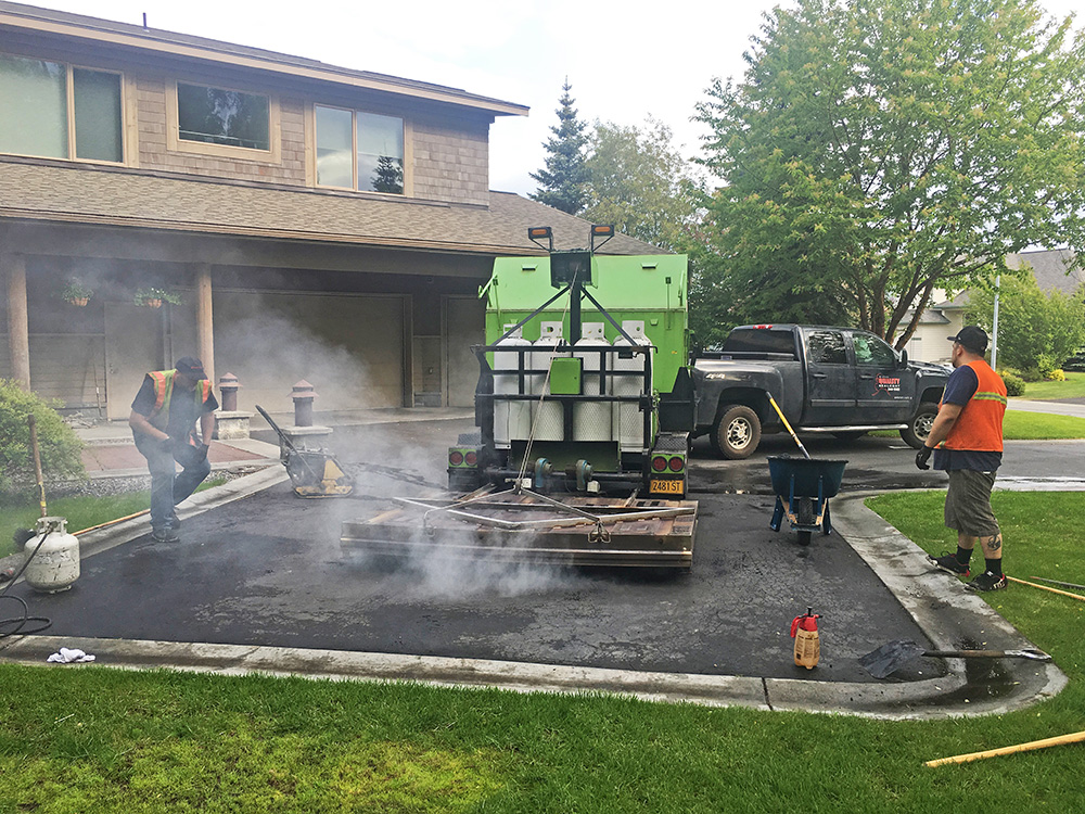 Seamless Asphalt Patching Anchorage, AK