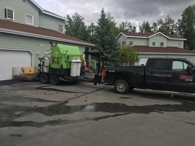 Asphalt Driveway Repair Anchorage, AK